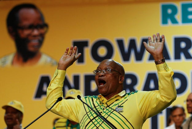Zuma's tenure over the African National Congress (ANC) will probably be remembered for epic allegations of corruption — and the continuing downward spiral of Nelson Mandela's party.