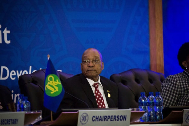 Despite all this, Zuma survived his sixth no-confidence vote last August.