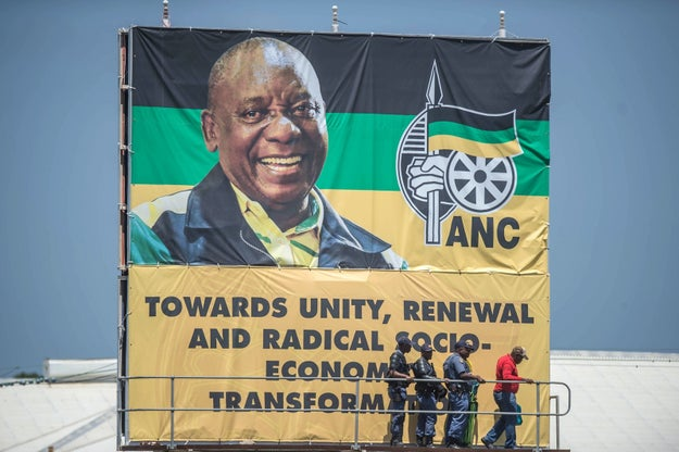 The opportunity to remove Zuma was set in motion in December last year, when party members voted to replace him at the top of the party with South African Deputy President Cyril Ramaphosa.