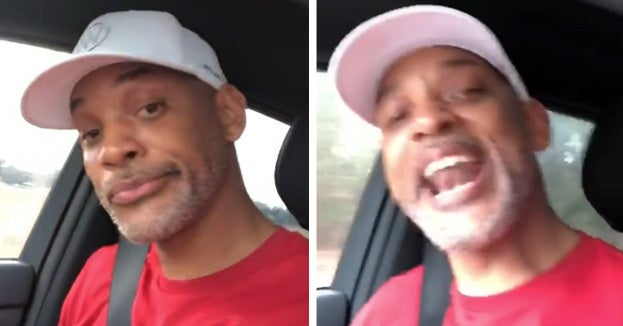 Will Smith Had A Petty Clapback After People Roasted Him And Everybody Loved It