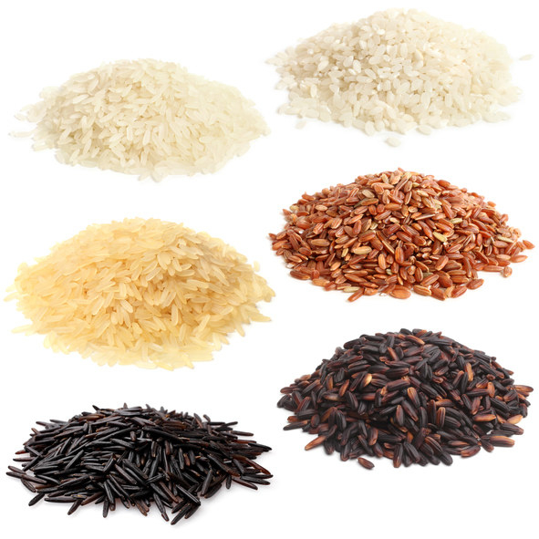Get to now your rice varieties — some are fluffy, some are sticky, and they can't really be substituted for each other.