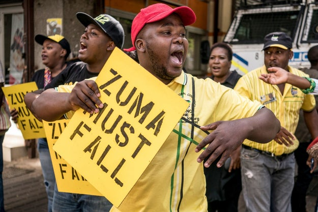 Now, following today's ballot, Zuma has 48 hours to respond to the ANC's call for his resignation.