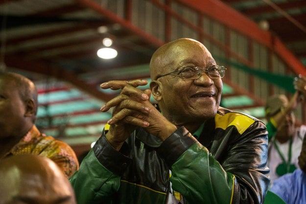 Zuma's future as president plunged into uncertainty when mounting tensions from various opposition parties prompted him to postpone his State of the Nation speech last week.