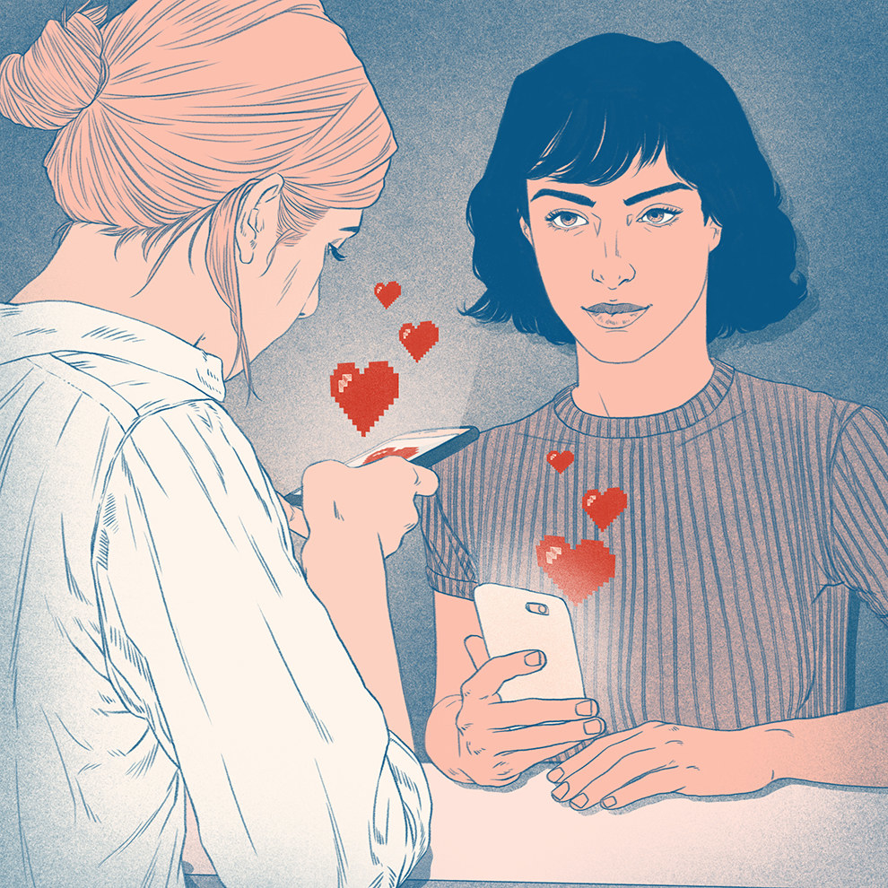 Matchless phrase, girl post lesbian personal commit