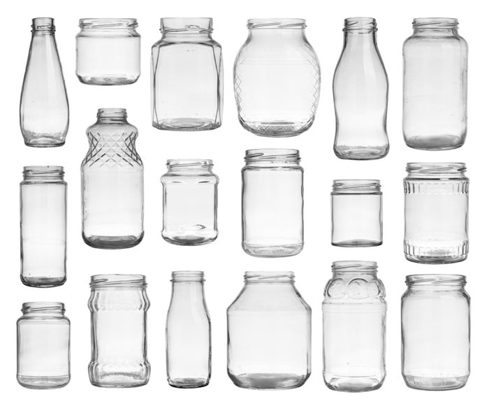 """Keeping jars because they """"might just come in handy one day"""" is a lesson that's passed down through generations. Even before the Mason jar craze of 2012, it has long been acknowledged that jars are one thing you can always find a second use for. Here are some of my favorite re-use ideas:"""