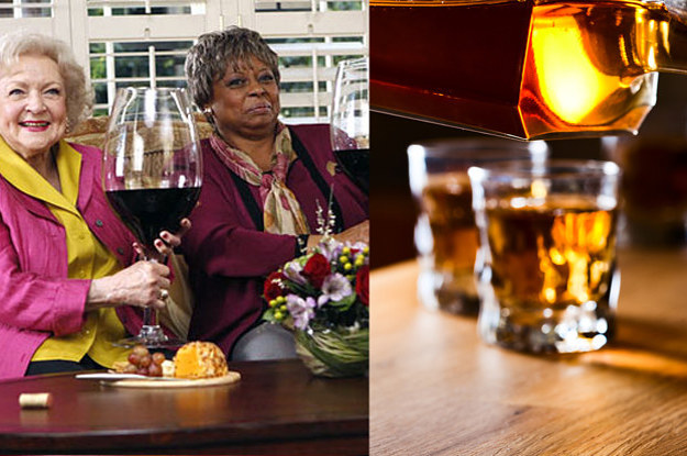 In An Alternate Dimension, Which Hard Liquors Would You And Your Best Friend Be?