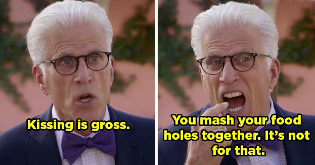 "33 ""The Good Place"" Moments That Are All Funny, No Filter"
