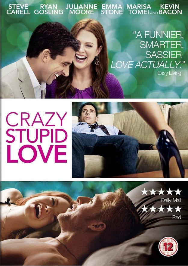 "Her ""favorite film of the year"" was Crazy Stupid Love."
