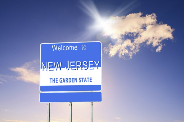 "New Jersey: ""down the shore"""