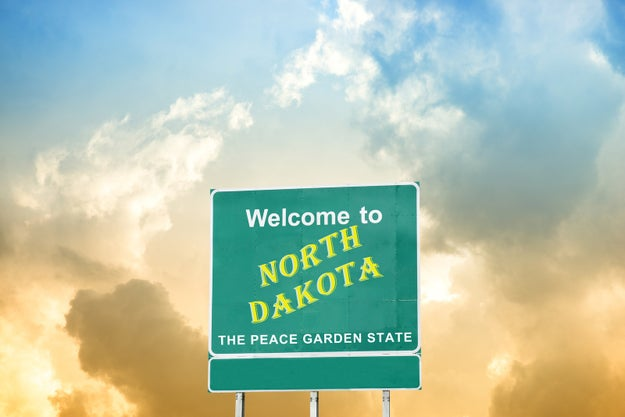 "North Dakota: ""uff da"""