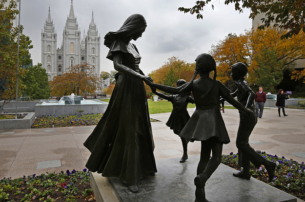 In The Wake Of Rob Porter Allegations, Mormon Women Say Church Leaders Encouraged Them To Stay With Their Abusers