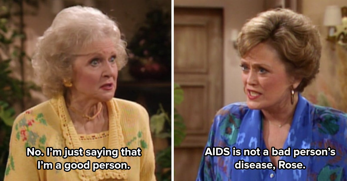 "16 Moments That Prove ""The Golden Girls"" Were Ahead Of Their Time"
