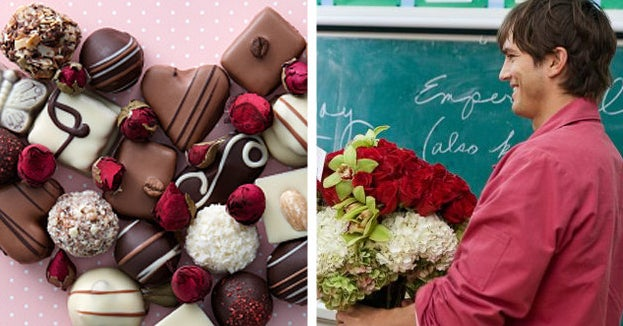 Will You Get Flowers Or Chocolates On Valentine's Day?
