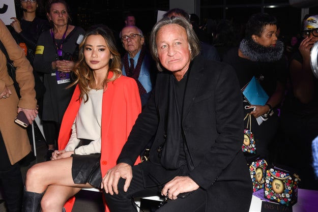 2018: Jamie Chung and Mohamed Hadid did not.