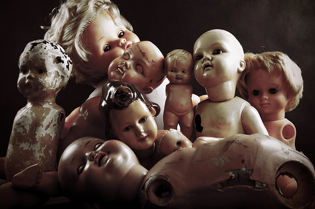 8 Real-Life Haunted Doll Stories That Will Scare The Hell Out Of You