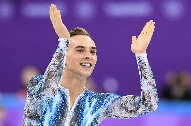 26 Hilarious Adam Rippon Tweets That Deserve A Gold Medal