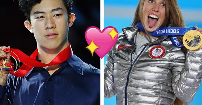 Which Olympian Is Most Likely To Capture Your Heart?