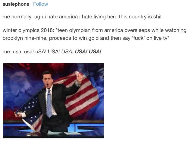 18 Tumblr Posts About The Olympics That Are Just Really