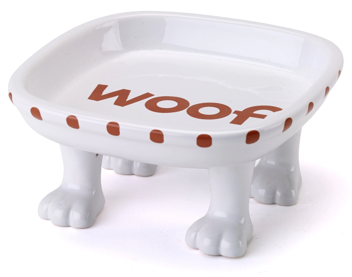 A pet-themed soap dish for the unappealing sponge sitting at the bottom of your sink.