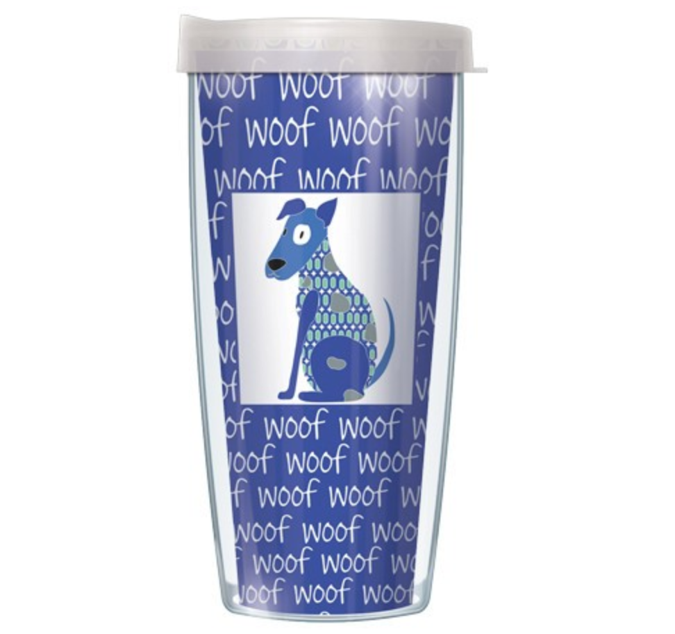 A microwave-safe tumbler with a lifetime guarantee so it can always be by your side.