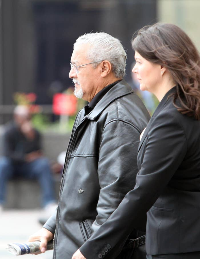 Former Chicago police detective Reynaldo Guevara.