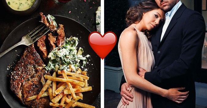 Go To Dinner With Your Valentine And We'll Tell You What Kind Of Lover You Are