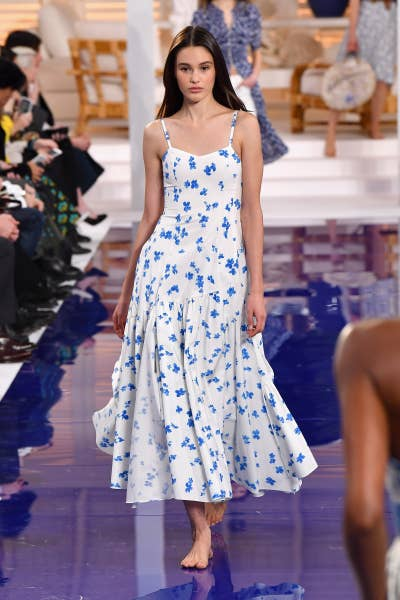 83deab27c1ec9 American icon Ralph Lauren presented during NYFW and showcased everything  we d wear if we were vacationing on a yacht this summer