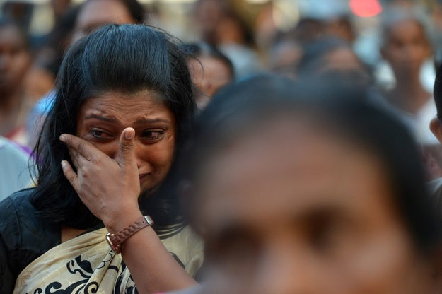 Sri Lanka's civil war — between the Sinhalese majority and Tamil separatists in the north and east of the island — has been officially over since a ceasefire in 2009. But the reconciliation process has been slow.