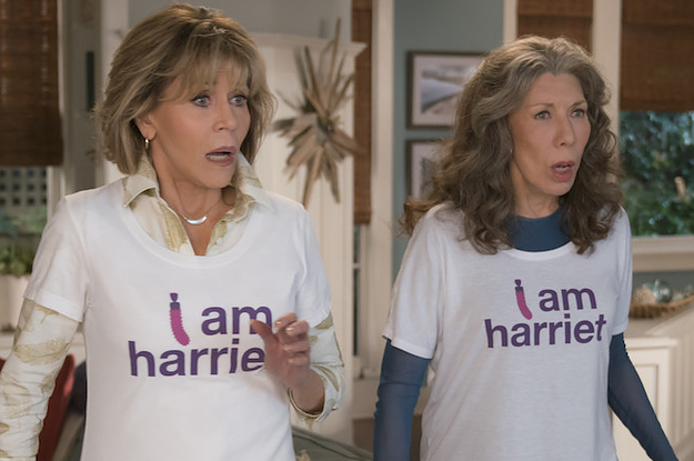 """Have No Fear, There Will Be A Fifth Season Of """"Grace And Frankie"""""""