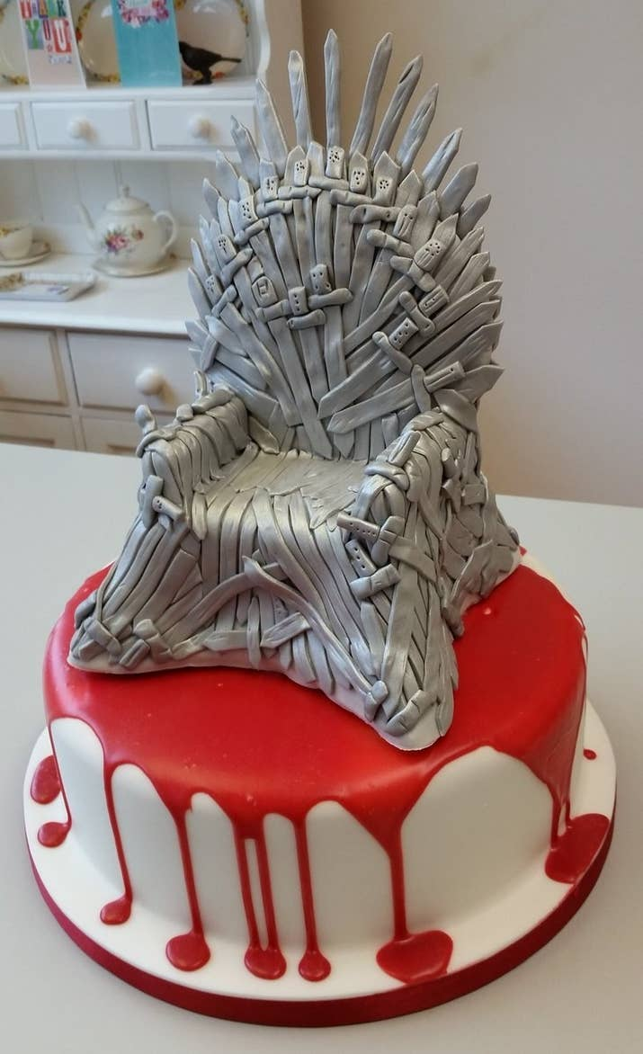Tarta Juego de Tronos - Game of Thrones
