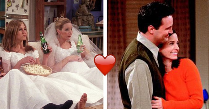 "Choose Some ""Friends"" Things And We'll Reveal Your ""Friends"" Soulmate, Ex, And Valentine's Day Prediction"
