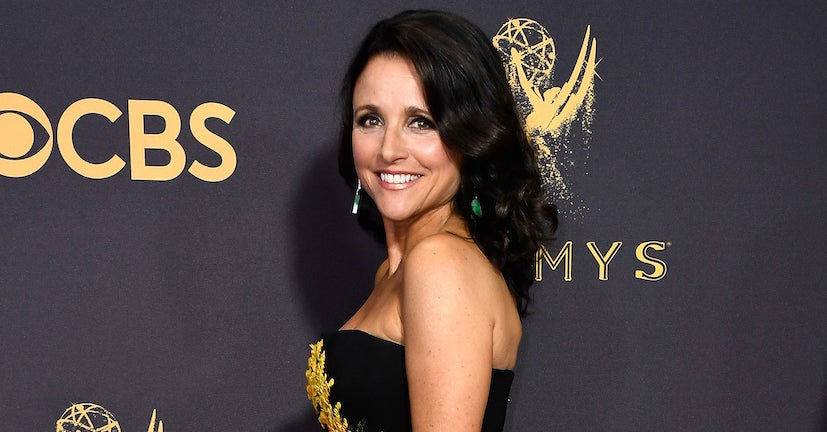 "Fans Are Showering Julia Louis-Dreyfus With Love After She Said ""Fuck You"" To Cancer"
