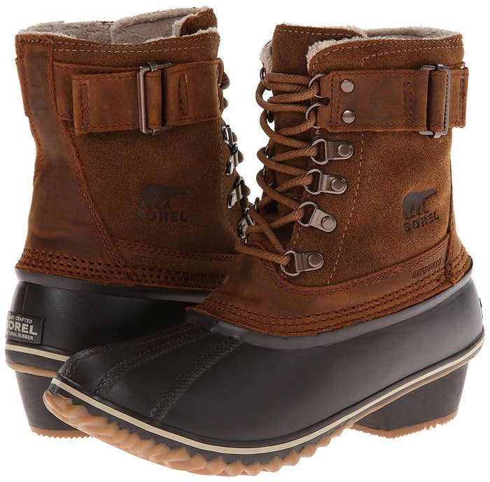 c68163e95 21 Of The Best Winter Boots And Snow Boots You Can Get On Amazon