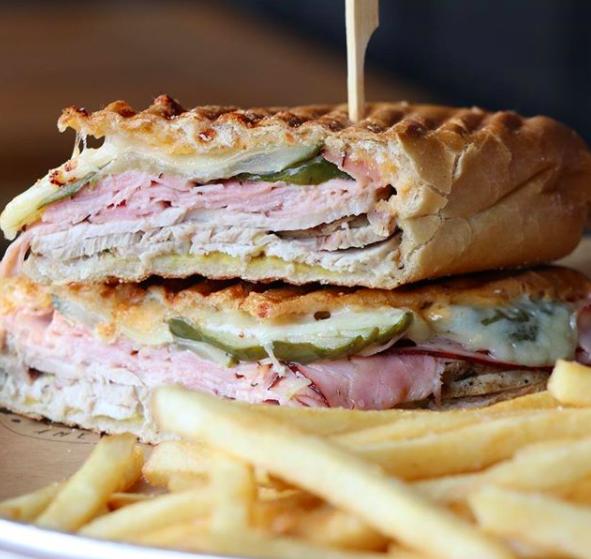 Florida: Cuban sandwiches.