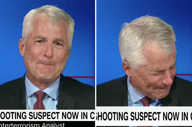 A CNN Analyst Broke Down In Tears While Talking About The Florida School Shooting