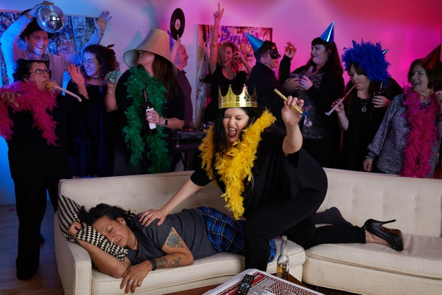"""Ada and Chris — """"Party Monster"""""""