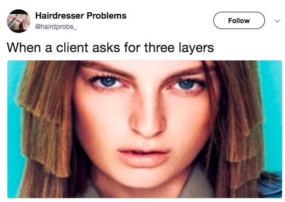 Asking for layers in numbers.