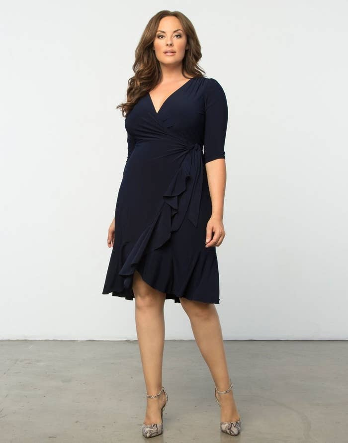 e2aed1c1efe55 23 Of The Best Work Dresses You Can Get On Amazon