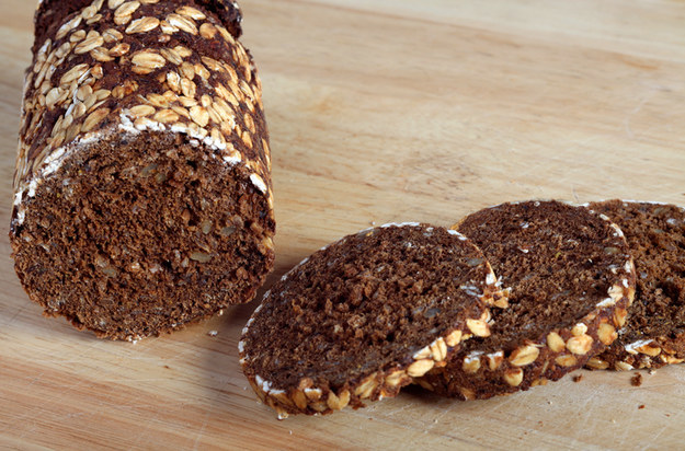 3. What type of bread is this? Getty Images. pumpernickel