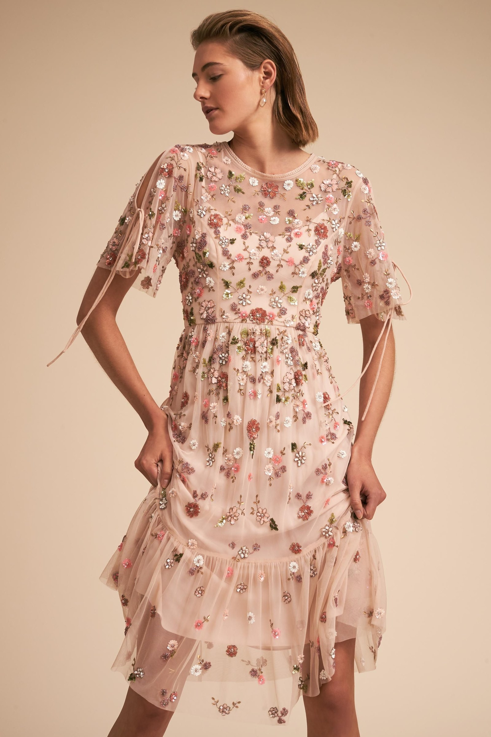 a55f956615b6 BHLDN has a noteworthy occasion section filled with gorgeous formal dresses.