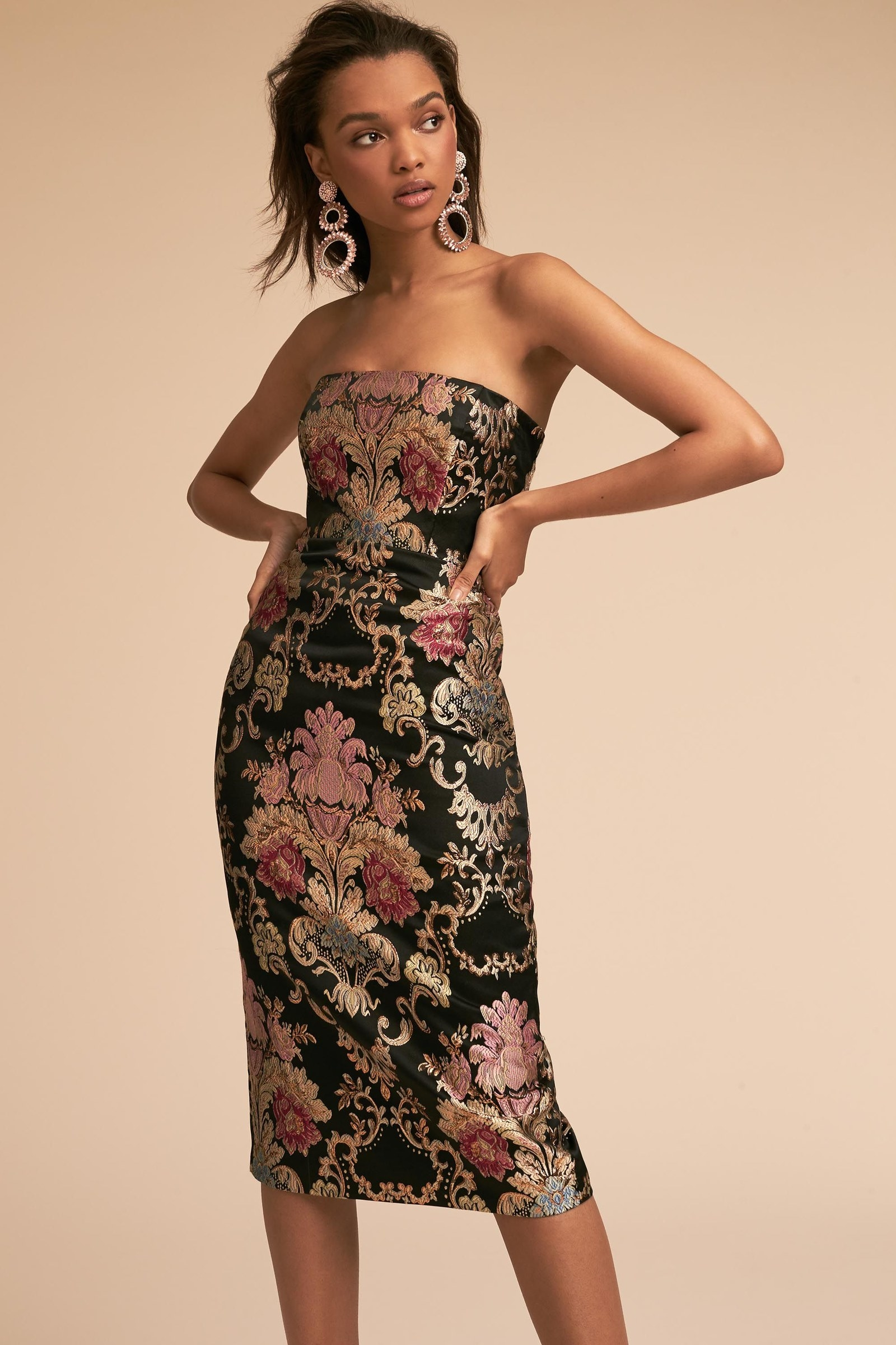 08e55086fc 7. BHLDN has a noteworthy occasion section filled with gorgeous formal  dresses.