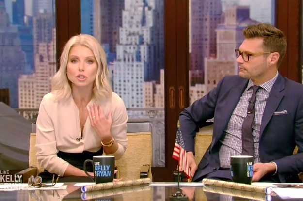 Kelly Ripa Gave A Powerful Speech On Her Morning Show About Gun Violence In The US