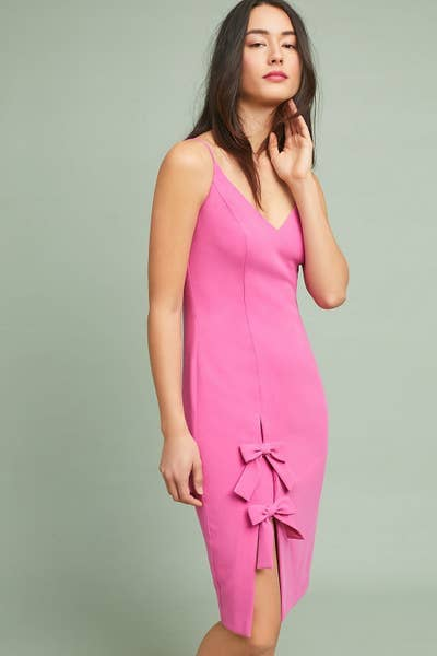 3e6ba6d07e 6. Anthropologie features a beautifully curated collection of dresses from  various designers and its sister brand BHLDN.