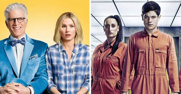 Pick Some American TV Shows And We'll Give You A British TV Show To Watch