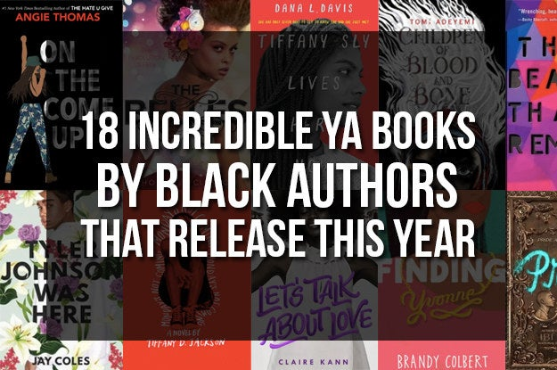 Don T Miss These Fantastic Ya Books By Black Authors That Release
