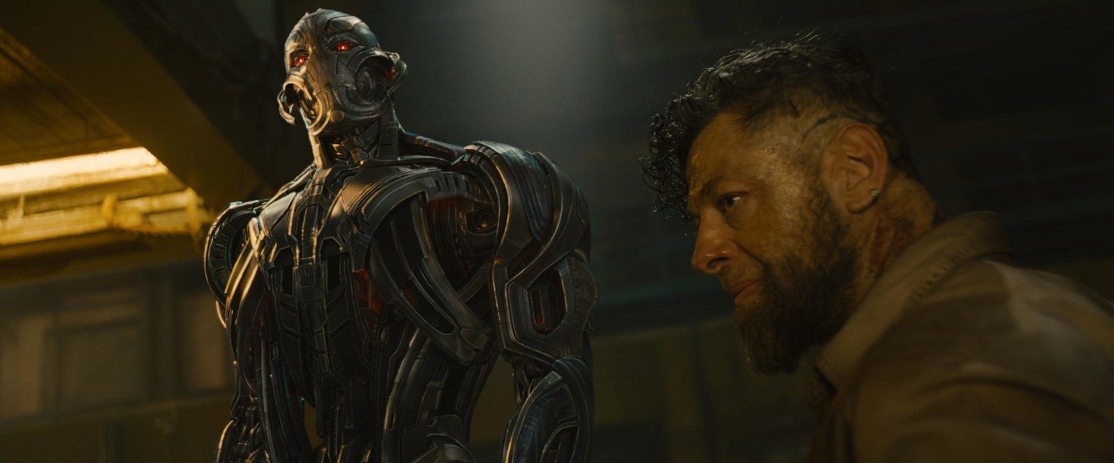 We've already met the arms dealer Ulysses Klaue in Age of Ultron, where he was a former friend of Tony Stark.