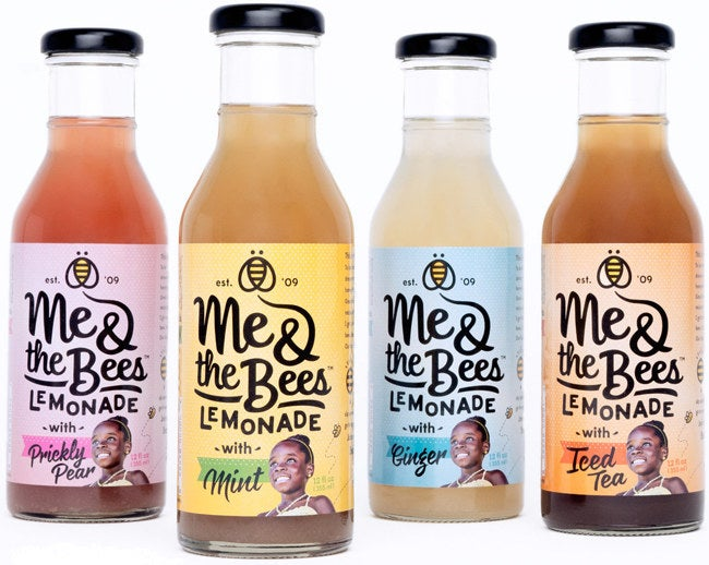 The idea for the company was created by founder Mikaila Ulmer when she was just 4 years old, after her family gave her the encouragement to enter a children's business competition as part of Austin Lemonade Day. Using a flaxseed-lemonade recipe from her great-granny Helen's 1940s cookbook, paired with her fascination with bees after being stung twice, she birthed the beverage line that is now sold at Whole Foods. But the company is about more than making a yummy drink: It also donates a portion of profits to local and international organizations that are working to save honeybees. Get a 4-bottle variety pack from Me & the Bees for $17.