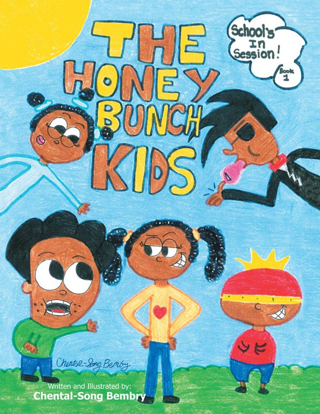 The three-book Honey Bunch Kids series was created, written, and illustrated by Chental-Song Bembry when she was 10 years old. The series includes three books, and Bembey, currently in college, is now working to develop it into a children's entertainment program. Get The Honey Bunch Kids from Amazon for $3.99+, Barnes & Noble for $24.99, or a local bookseller through IndieBound here.Get The Honey Bunch Kids: School's in Session Book 1 from Barnes & Noble for $3.49, Kobo for $3.99, or a local bookseller through IndieBound here.Get The Honey Bunch Kids: School's in Session Book 2 from Amazon for $3.99, Barnes & Noble for $3.99, or Kobo for $3.99.