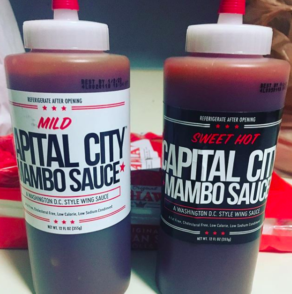 Washington, DC: Mambo sauce.