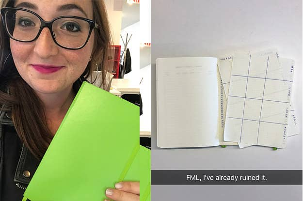 WTF Is A Bullet Journal And Why Should You Start One? An